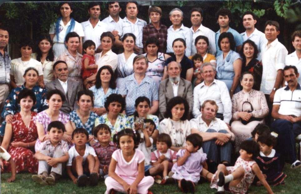 The Tatar and Uzbek communities are in Adelaide, 1981.